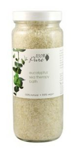 100% Pure Eucalyptus Sea Therapy Bath