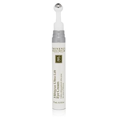 Hibiscus Ultra Lift Eye Cream, Blue Sage Spa, Breckenridge, CO